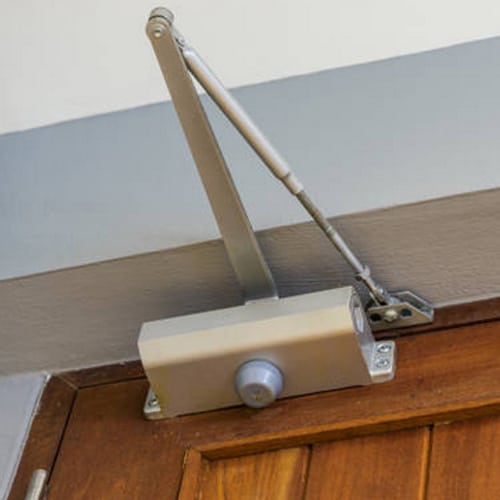 door closer installation Houston TX
